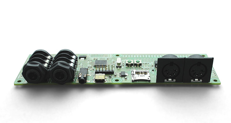 Axoloti Core board.