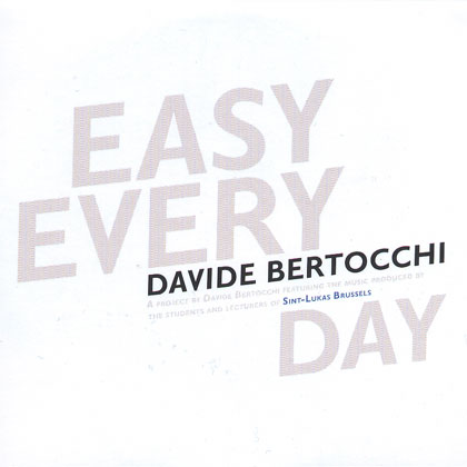Easy Every Day CD Cover