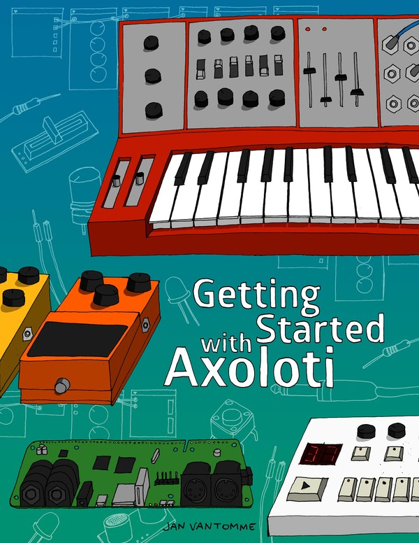 Buy my book: Getting Started with Axoloti